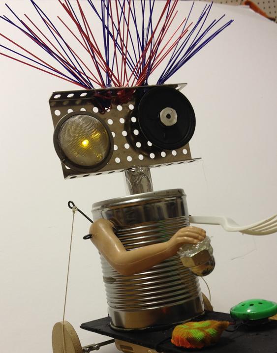 robotter til børn